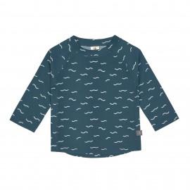 UV Shirt Waves - Lange Mouw - Lassig