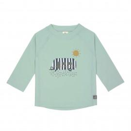 UV Shirt Caravan Mint - Lange Mouw - Lassig