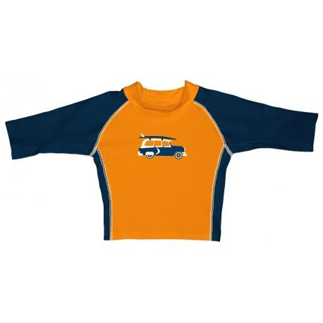 UV shirt Surfcar driekwarts mouw