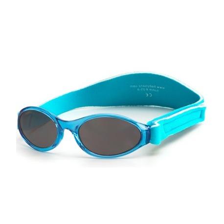 BabyBanz baby zonnebril - Aqua (0-24 mnd)