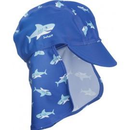 Zonnehoedje met flap - Haai