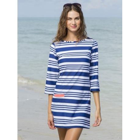 Strandjurk stripe