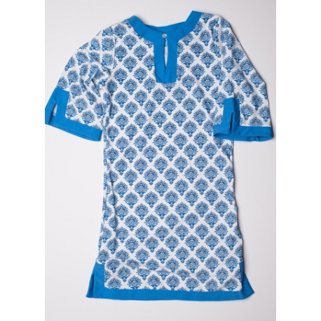 UV Shirt Blue Lagoon