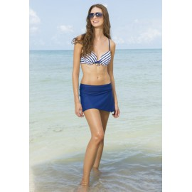 UV Swim Skirt Blue