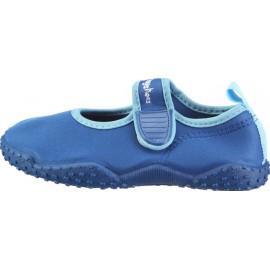 Waterschoen blauw