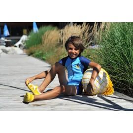 UV shirt en UV boardshort Surfer