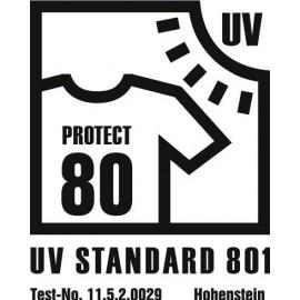 UV shirt en zwembroek Visjes