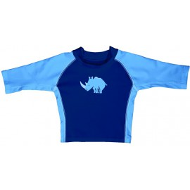 UV shirt navy rhino