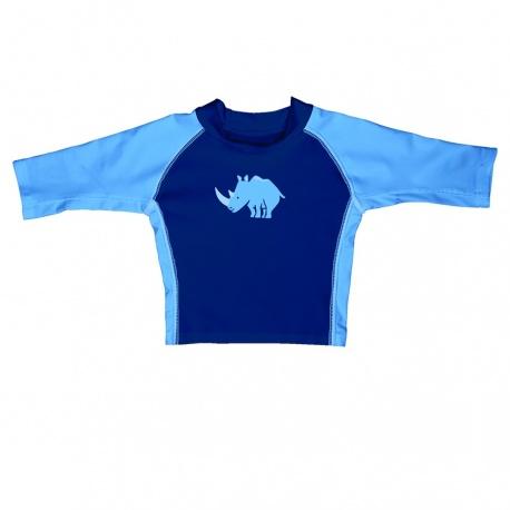 UV shirt navy rhino