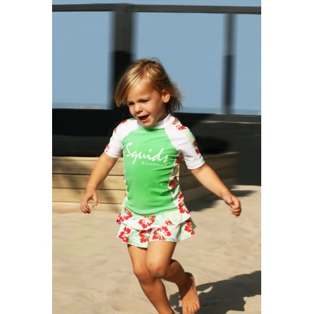 UV shirt Jungle Green