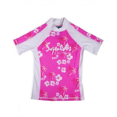 UV shirt Palm Pink
