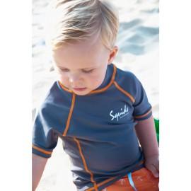 Jongens zwembroek Orange