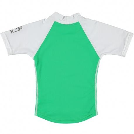 Uv shirt big dino groen