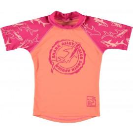Uv shirt Shark Alley rose