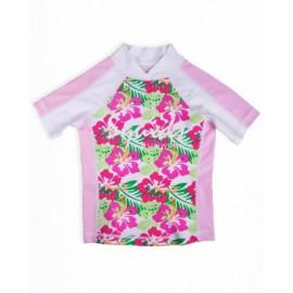 UV shirt Funky Flower