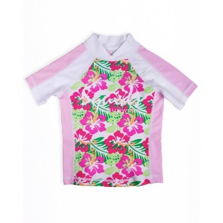 UV shirt Funky Flower