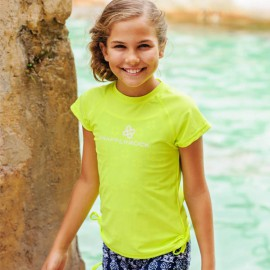 UV Shirt meisje Citron