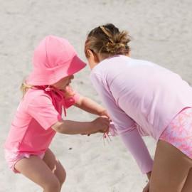 UV shirt Bubblegum | UV zwemshirt Bubblegum
