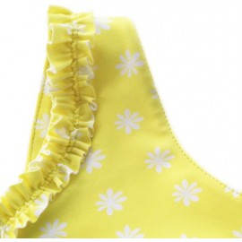 Meisjes Tankini Canary Flowers  tankini meisjes Canary Flower