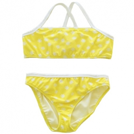 Meisjes Bikini Canary Flowers