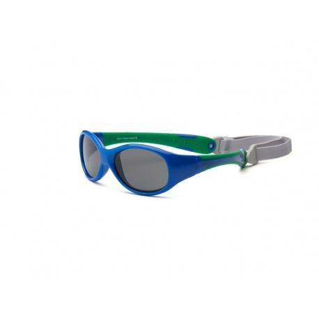 Kinder Zonnebril Blauw RKS