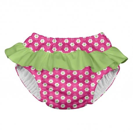 Zwemluier Hot Pink Daisy