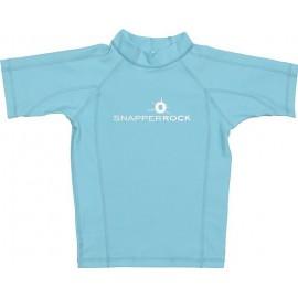 UV shirt & short Aqua & white stripe