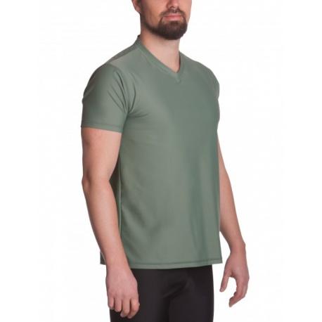 UV Shirt heren Olive