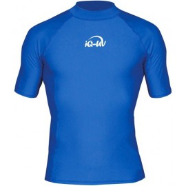 UV Shirt Blue ronde hals
