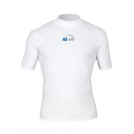 UV Shirt heren White