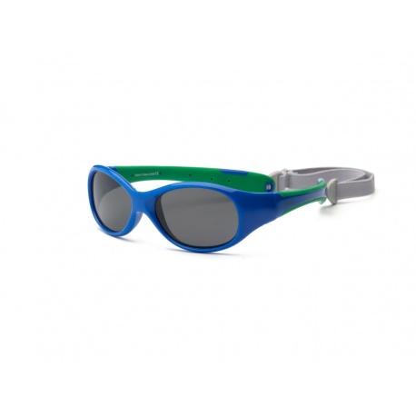 Zonnebril Blauw (4+)