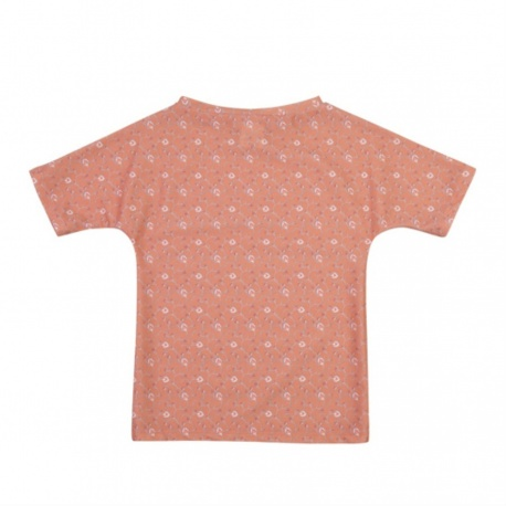 UV shirt - Floral Peach