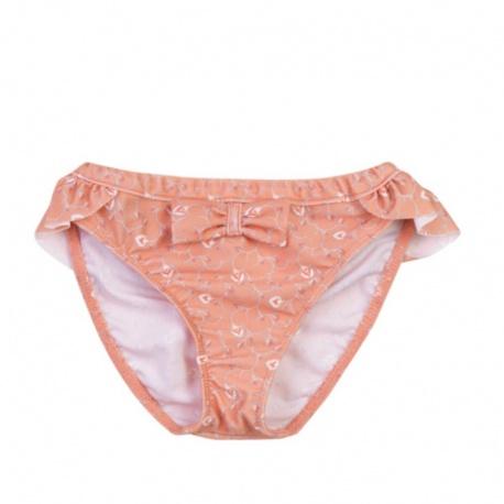 Zwembroek meisje Floral Peach