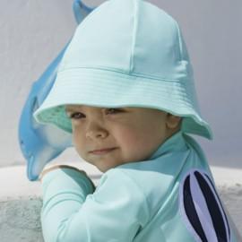 Zonnehoedje baby Mint