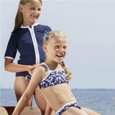 Meisjes Bikini Blue Dolphin