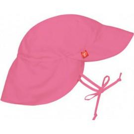 Zonnepet Roze met flap UPF 50+