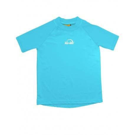 UV zwemshirt Hawaii Blauw IQ UV