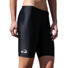 UV Short dames Zwart IQ UV zwemkleding