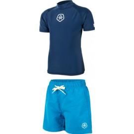 Estate Blue UV Shirt + Bungo Zwembroek