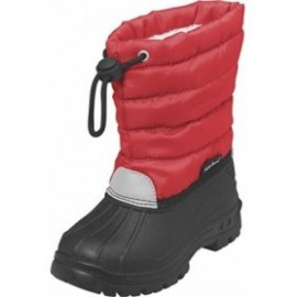 kinder snowboots rood