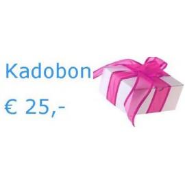 €25,-