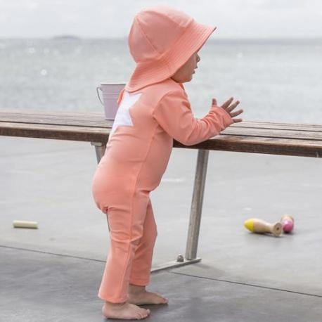 UV pakje baby Coral lange mouwen en pijpjes