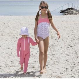 Badpak Flamingo's | meisjes badpak Flamingo