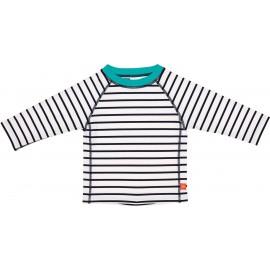 UV shirt Gestreept lange mouw | zwemshirt Lassig