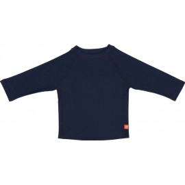 UV shirt Navy lange mouwen | uv werend shirt lassig