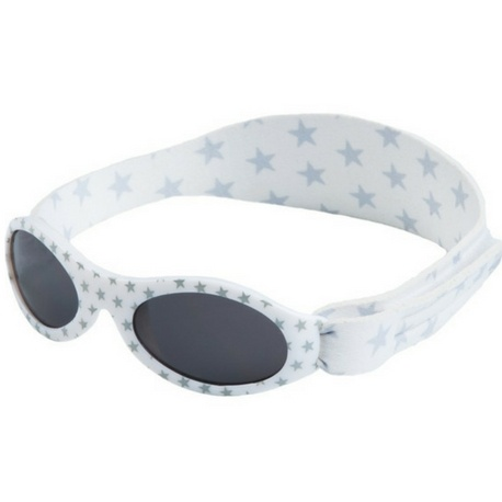 Baby Zonnebril Silver Star - 0-2 years - Dooky BabyBanz