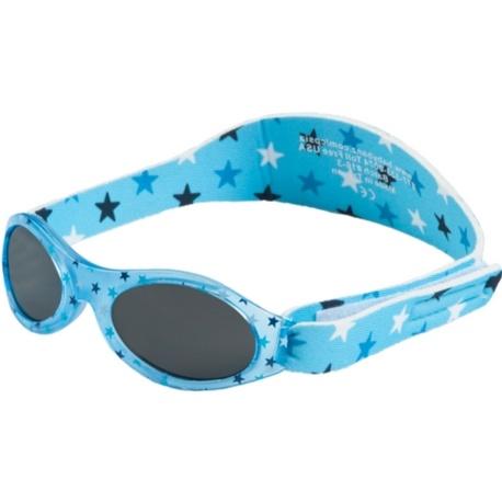 5dd7a1bf8911dd Zonnebril Baby Blue Star - 0-2 years - Dooky BabyBanz
