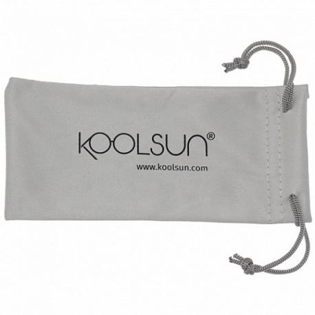 Zonnebril Kind - White & Cabaret - Silver Revo - 3-6 years - Koolsun - SPORT