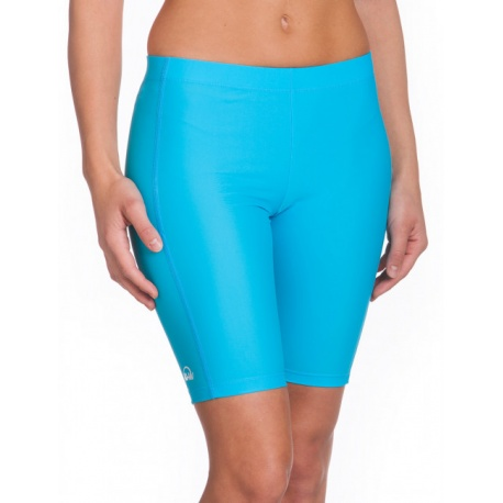 UV Short Turquoise met Uv bescherming