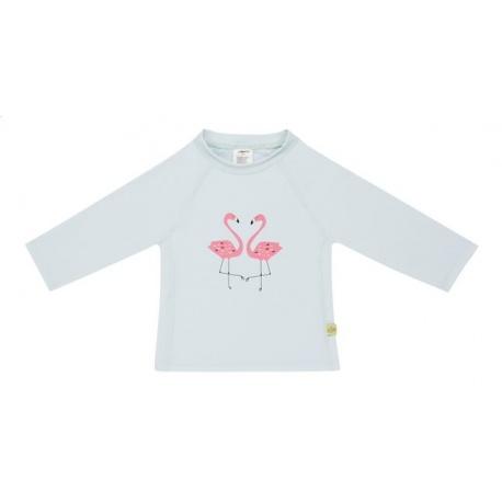 UV shirt Flamingo | baby UV shirt Flamingo meisjes